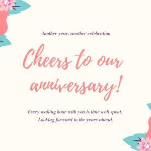 Happy Anniversary eCard Sandton SPCA