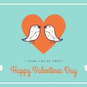Happy Valentine's Day eCard Sandton SPCA