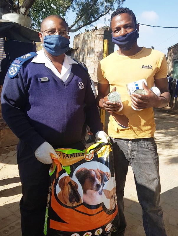 Sandton SPCA keeps helping pets in Alex during Covid crisis